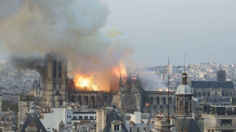 PHOTOS Incendie de Notre-Dame de Paris: sous le choc, les stars réagissent en masse