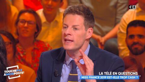 VIDEO Matthieu Delormeau entre dans une colère noire et flingue Vaimalama Chaves