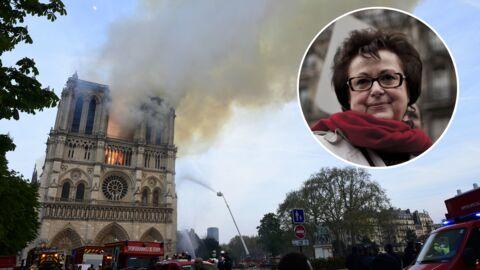 Notre-Dame de Paris: la grosse boulette de Christine Boutin durant l'incendie