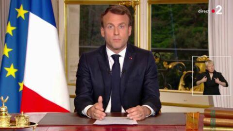 VIDEO Notre-Dame de Paris: Emmanuel Macron veut reconstruire la cathédrale en 5 ans