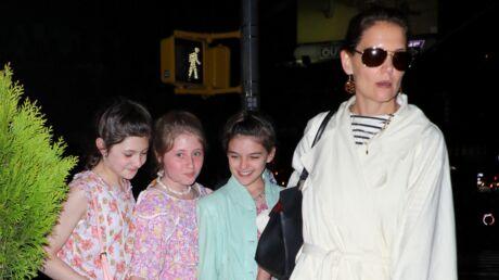 PHOTOS Suri Cruise célèbre ses 13 ans avec ses amies et sa mère Katie Holmes… mais (toujours) sans Tom Cruise