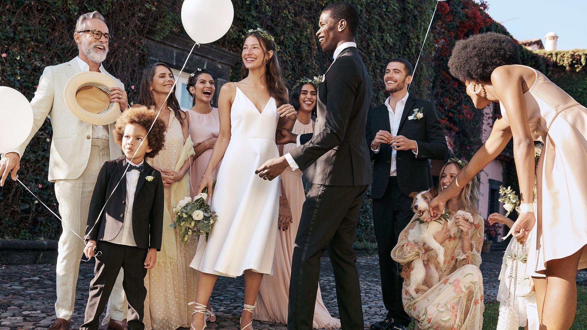 H&M lance une collection mariage à tout petit prix