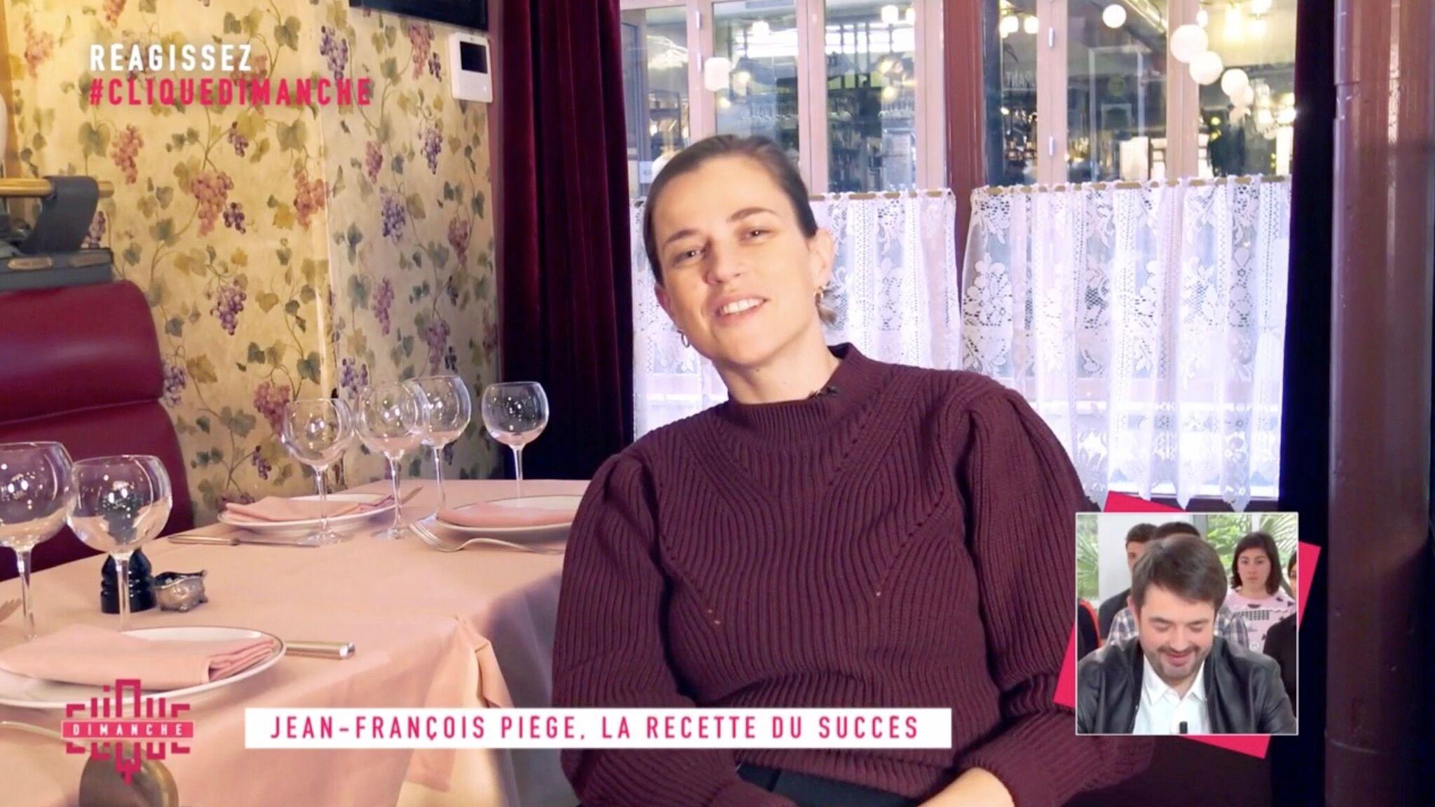 VIDEO Jean-François Piège mal à l'aise après une question de sa compagne Elodie