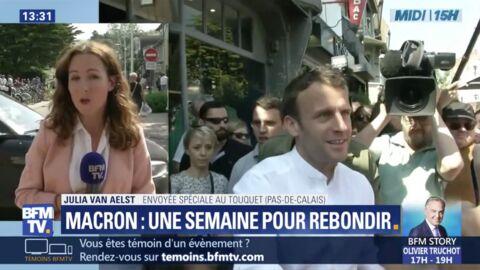 VIDEO Brigitte et Emmanuel Macron: le couple décompresse au Touquet pour Pâques