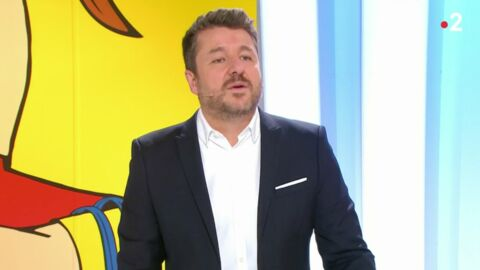VIDEO Les Z'amours: Bruno Guillon perturbé par la situation familiale d'une candidate