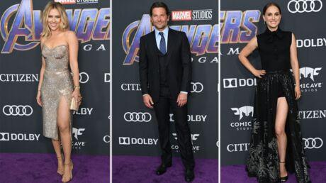 PHOTOS Avengers: Scarlett Johansson et Natalie Portman sexy, Chris Pratt très amoureux pour la première