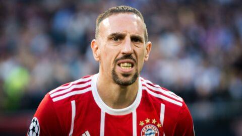 Franck Ribéry déguisé pour Pâques: il se fait tacler par les internautes
