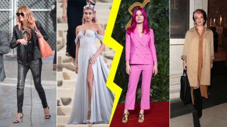 Les do et les don't de la semaine – Les cheveux roses adoptés par les stars