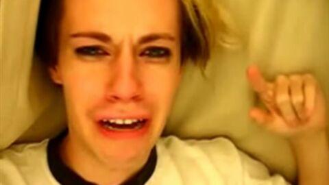 Chris Crocker (Leave Britney alone) méconnaissable, il est devenu une star du X