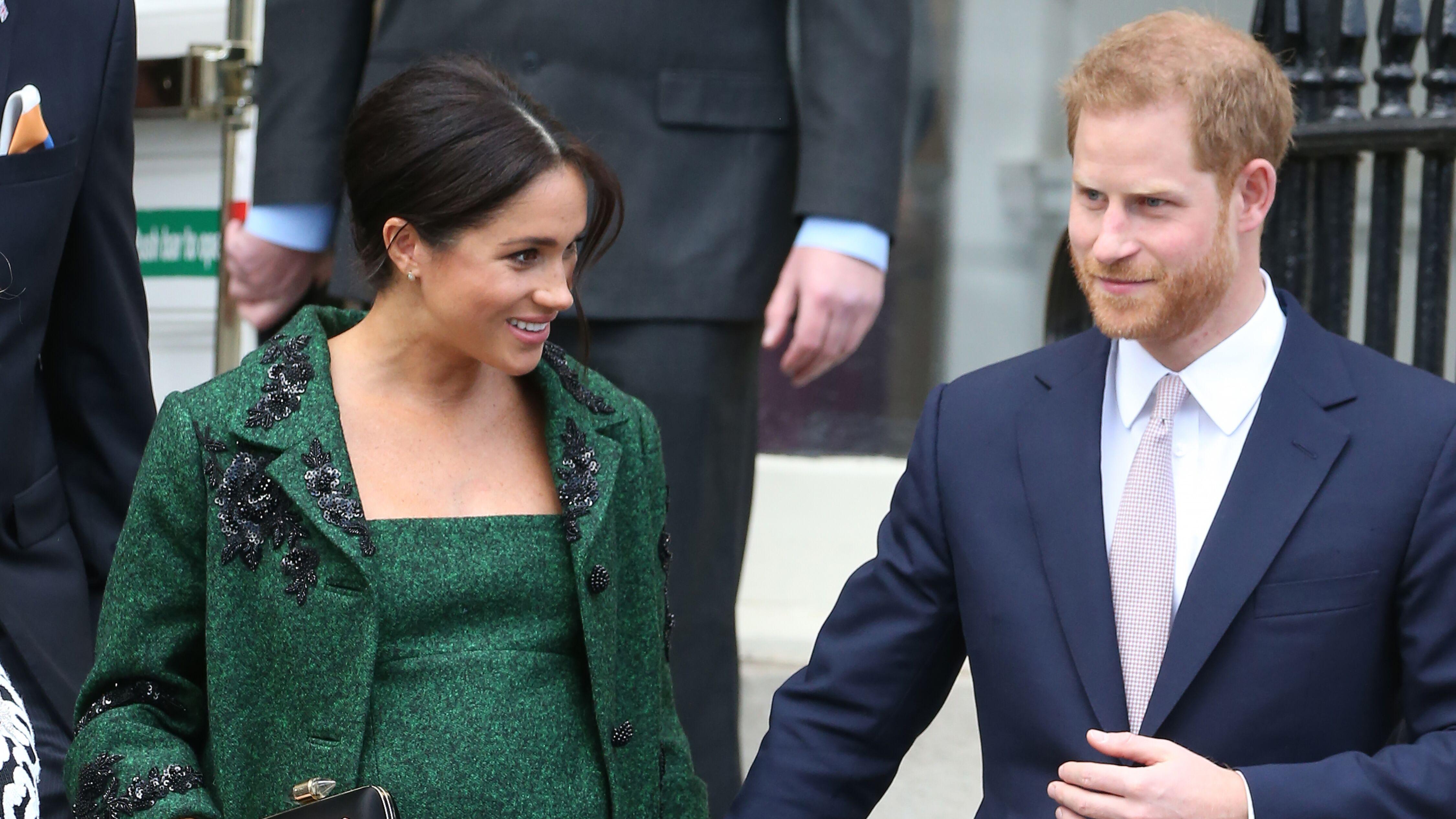 Meghan Markle : ce cadeau très spécial que va lui offrir le prince Harry pour la naissance de leur bébé