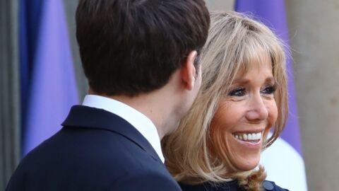 Brigitte Macron retourne à l'école: les mots d'encouragement d'Emmanuel Macron