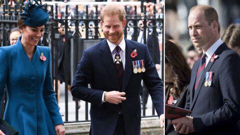 PHOTOS Le prince Harry et Kate Middleton très complices, loin du prince William