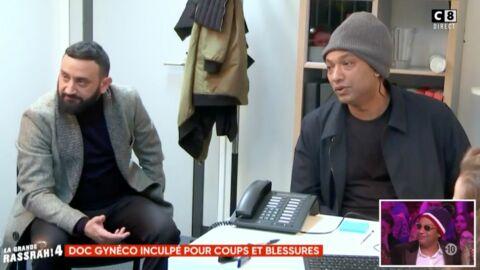 VIDEO Doc Gynéco piégé par Cyril Hanouna: les internautes touchés par sa loyauté