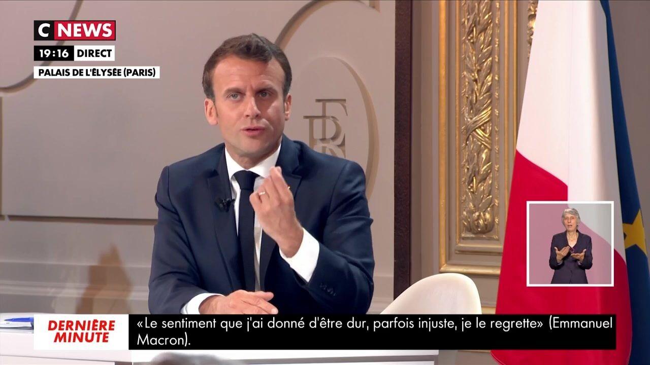 VIDÉO Emmanuel Macron dénonce la « haine » et les attaques envers sa famille