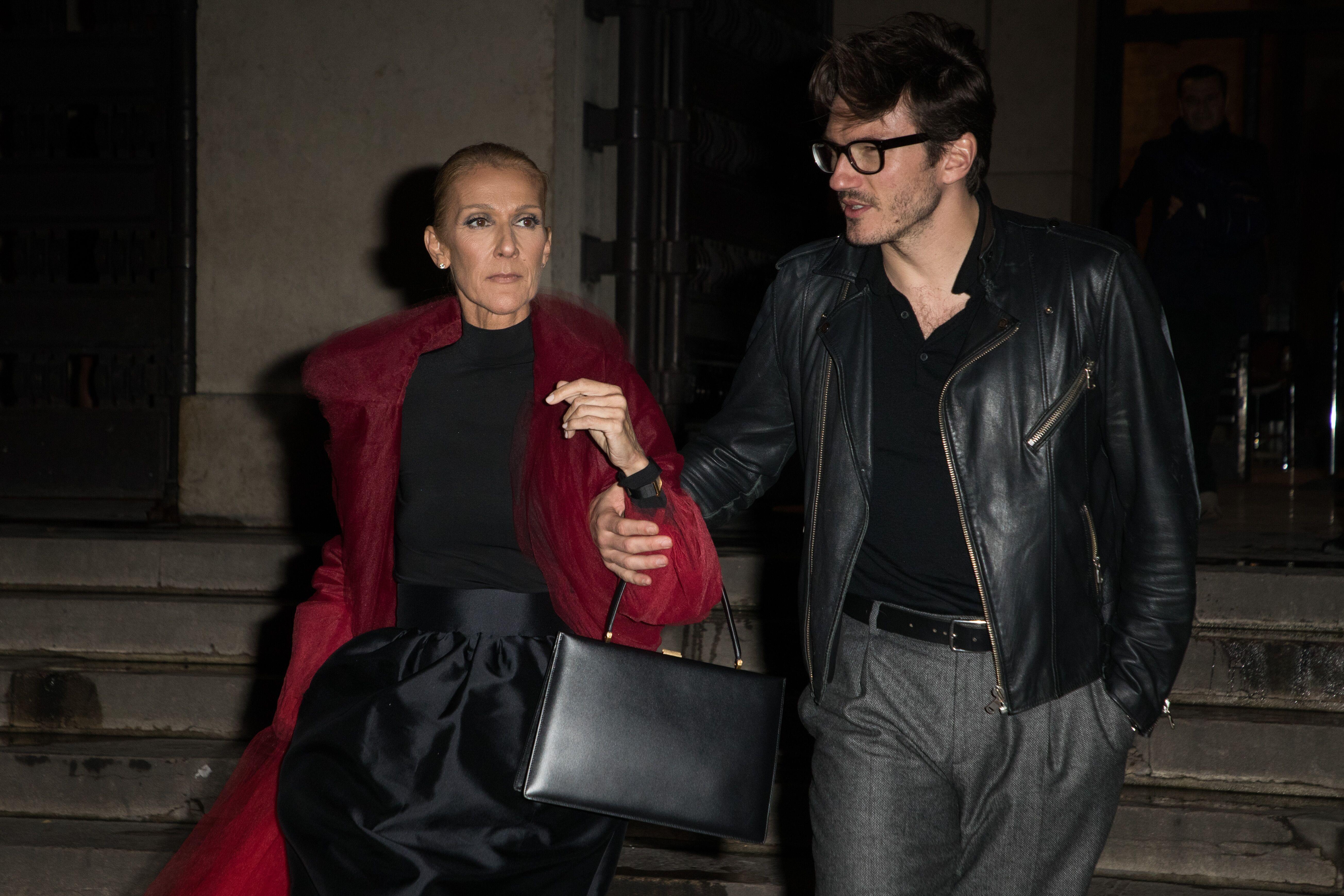 Photo Céline Dion Dans Une Baignoire Avec Pepe Muñoz Voici