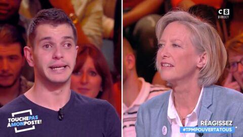 VIDEO TPMP: Tom, un étudiant en situation de handicap, fond en larmes face à la secrétaire d'État Sophie Cluzel