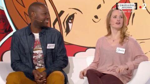 VIDEO Les Z'amours: l'ex d'un candidat s'est mariée dans son dos
