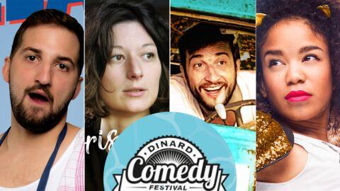 Dinard Comedy Festival: La pêche d'Elodie Arnould et Lepomme de Manon