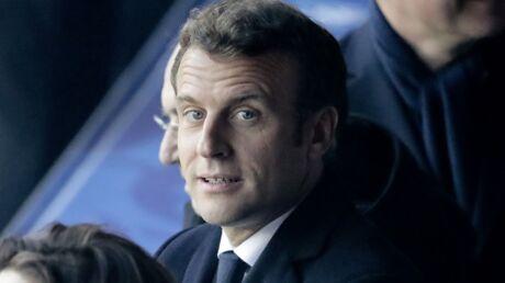 PHOTOS Emmanuel Macron au Stade de France: son frère Laurent est son portrait craché!