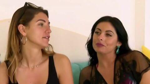 PHOTO L'île de la tentation: Molie et Malika complices et très sexy en bikini