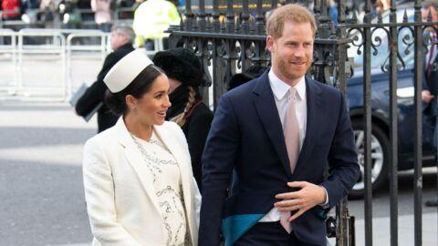 Meghan et Harry: le TRÈS beau cadeau de mariage qu'ils ont offert à Idris Elba