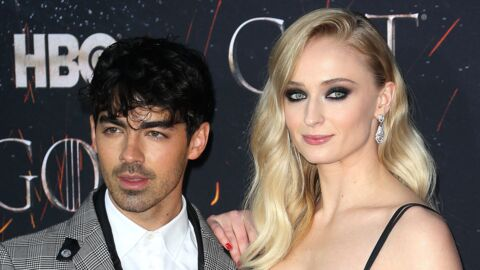Sophie Turner (Game of Thrones) et Joe Jonas se sont mariés à Las Vegas !