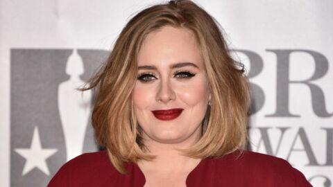 PHOTO Adele réagit pour la première fois depuis l'annonce de son divorce, et c'est très drôle!