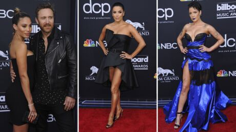 PHOTOS David Guetta en couple, Eva Longoria sexy aux Billboard Music Awards