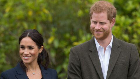 PHOTO La princesse Charlotte fête ses 4 ans: le clin d'œil de Meghan Markle et du prince Harry