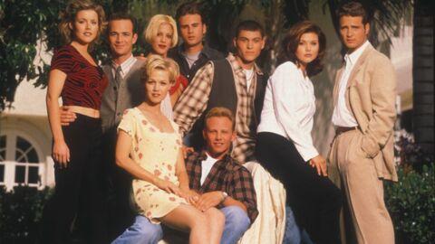 Beverly Hills 90210: Shannen Doherty et le reste du casting se réunissent, juste après la mort de Luke Perry