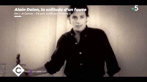 VIDEO Alain Delon: cette ancienne affaire sordide pour laquelle le comédien a été entendu par la police