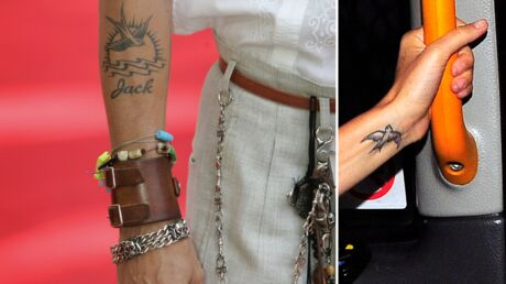Les plus beaux tatouages d'oiseaux