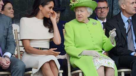 Meghan Markle désagréable? Ce jour où la reine Elizabeth II l'a sèchement rappelée à l'ordre