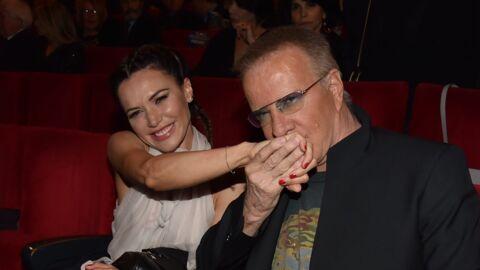 PHOTOS Christophe Lambert très complice avec sa nouvelle compagne, l'actrice Camilla Ferranti