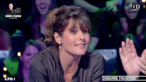 VIDEO Faustine Bollaert se lâche et recadre Thierry Ardisson dans Les Terriens du Samedi