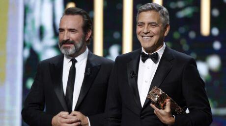 Anniversaire de George Clooney: Jean Dujardin dévoile des images hilarantes de l'acteur américain