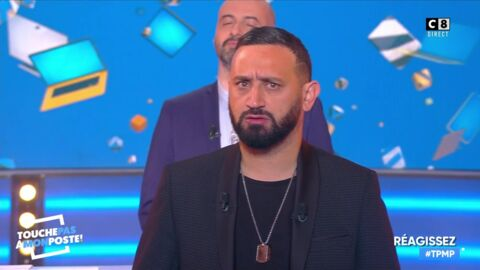 VIDEO Cyril Hanouna : sous le choc, il apprend en direct le départ de Thierry Beccaro