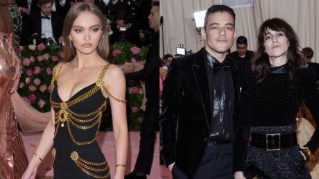 MET Gala 2019: Lily-Rose Depp et Charlotte Gainsbourg, l'élégance française sur le tapis rose