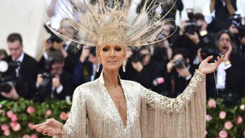 Céline Dion: le poids impressionnant de son extravagante robe au MET Gala