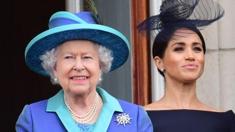 Elizabeth II rendra visite aujourd'hui au fils du prince Harry et de Meghan Markle