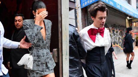 PHOTOS Kendall Jenner et Harry Styles aperçus très proches à New York