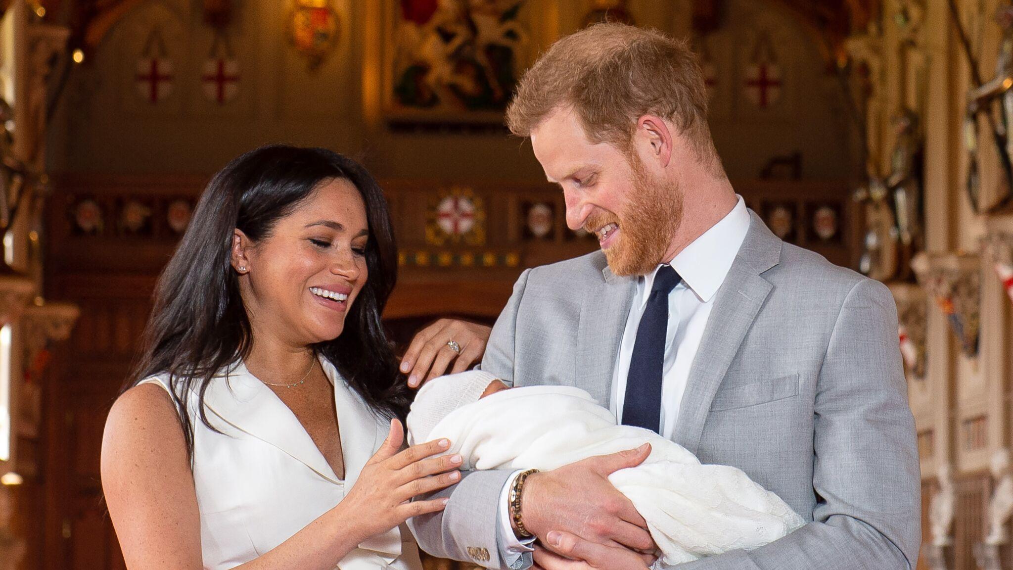 VIDEO Prince Harry et Meghan Markle : ce prénom hommage à Lady Diana que pourrait porter leur fils