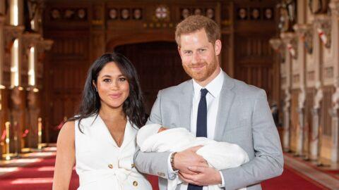 PHOTOS Meghan Markle et le prince Harry parents: les premiers clichés du bébé dévoilés