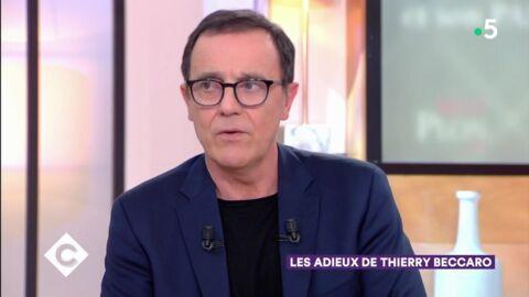VIDEO Thierry Beccaro: la réaction surprenante de France Télévisions à l'annonce de son départ
