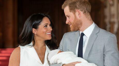Meghan Markle et le prince Harry parents: découvrez la signification du prénom de leur fils, Archie