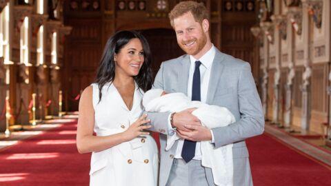 Meghan Markle et le prince Harry parents: l'adorable rencontre d'Archie avec la reine Elizabeth II