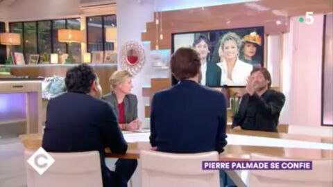 VIDEO C à vous: Pierre Palmade se confie sur son mariage avec Véronique Sanson
