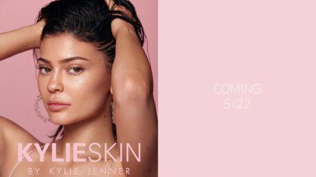 Kylie Jenner se lance dans le soin avec sa nouvelle marque Kylie Skin