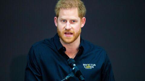 Le prince Harry jeune papa: il évoque la perte de Lady Diana lors des Invictus Games