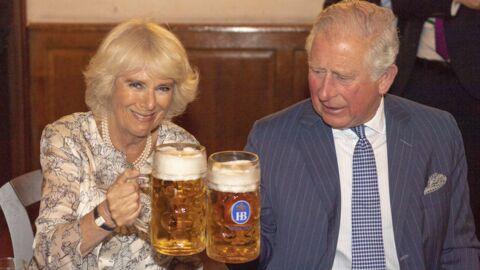 PHOTOS Bière, danse et bretzel: la folle escapade de Charles et Camilla à Munich